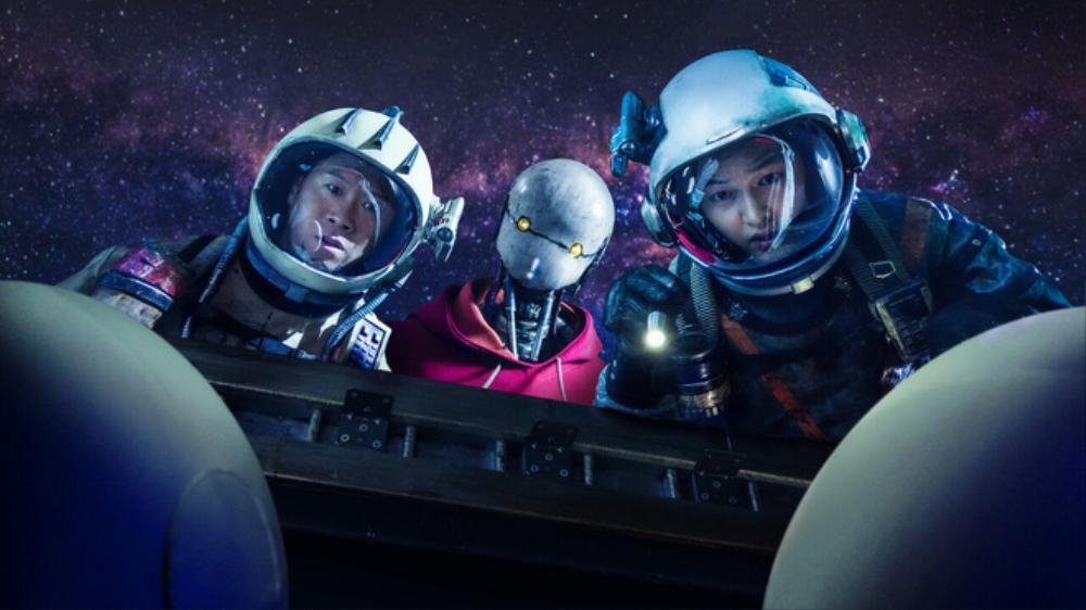 Review 'Space Sweepers': Kỹ xảo đỉnh của chóp xứng tầm bom tấn 500 tỷ, nhưng kịch bản thì không Ảnh 2