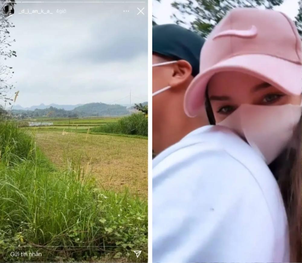 Thủ môn Bùi Tiến Dũng đưa bạn gái Dianka về Thanh Hóa ra mắt gia đình Ảnh 1