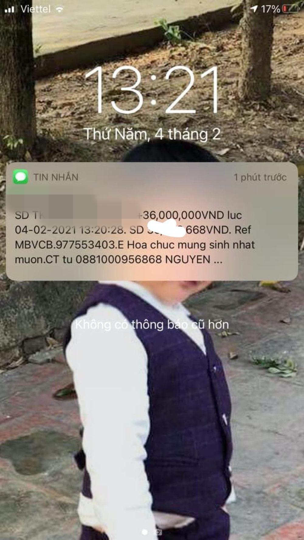 Hòa Minzy chuyển số tiền 'khủng' mừng sinh nhật chị gái Ảnh 2