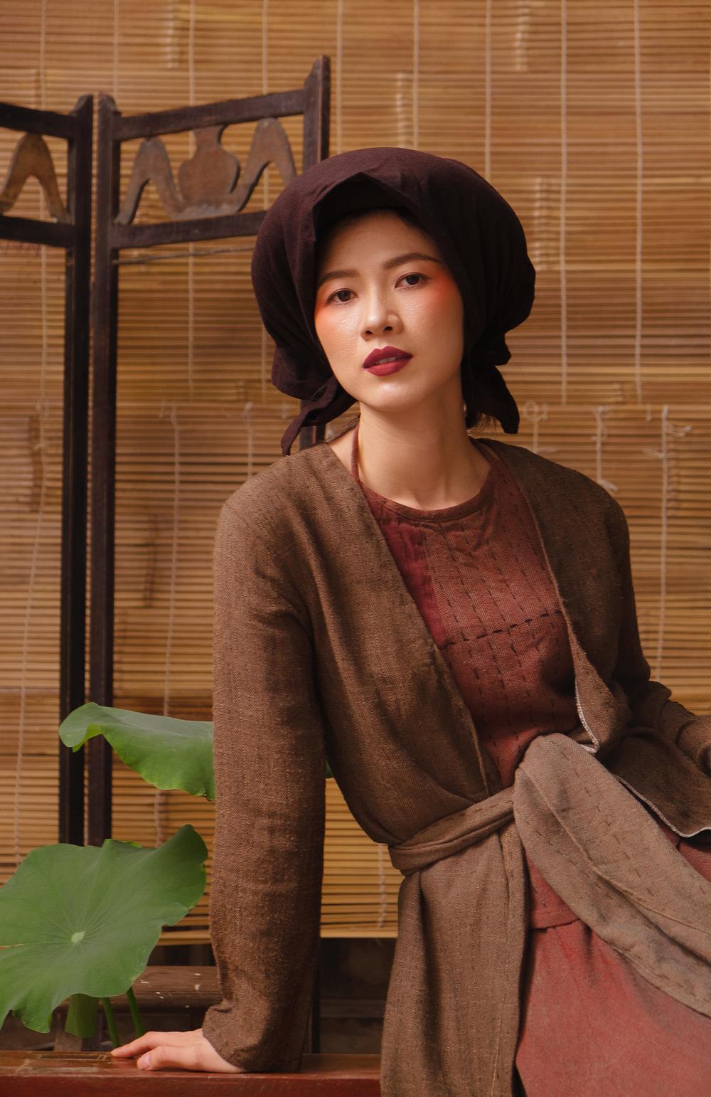Oanh Kiều biến hóa phong cách trong bộ ảnh Tết, chia sẻ về vai diễn trong 'Trạng Tí' Ảnh 1
