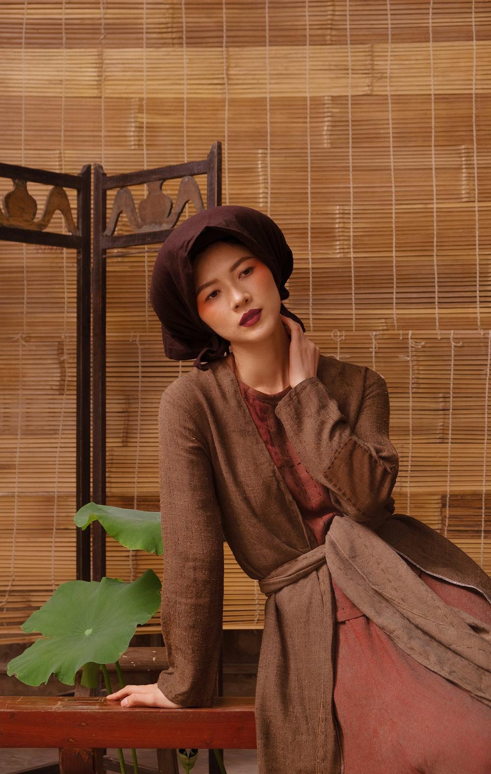 Oanh Kiều biến hóa phong cách trong bộ ảnh Tết, chia sẻ về vai diễn trong 'Trạng Tí' Ảnh 2