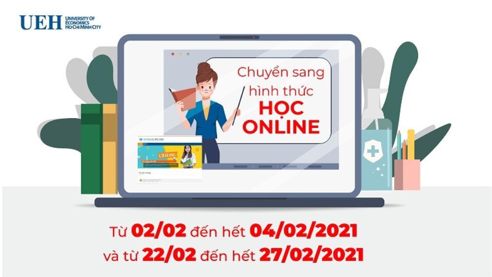 Nhiều Đại học chuyển sang hình thức dạy học trực tuyến sau Tết Tân Sửu 2021 Ảnh 3