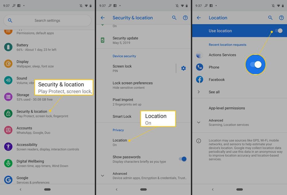 Tính năng trên điện thoại Android người dùng cần vô hiệu hoá ngay lập tức Ảnh 1