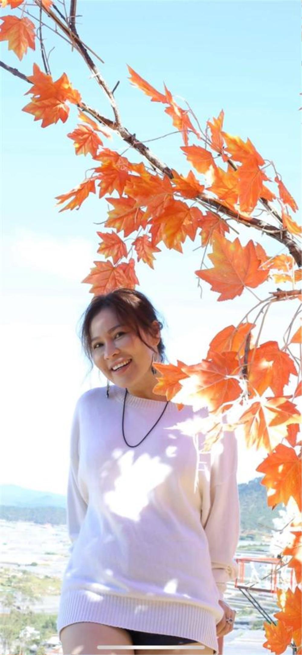 Vợ đại gia 7X của Quý Bình khoe 'điểm vàng' cơ thể rất khéo! Ảnh 7