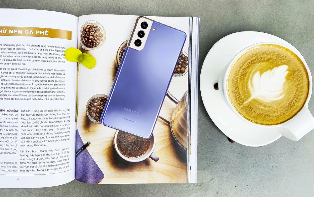 Dùng thử Galaxy S21 Series 5G: Đây là 2 điều tôi thích nhất Ảnh 1