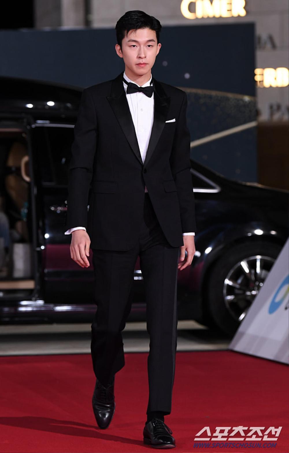 Thảm đỏ 'Rồng xanh 2020': Shin Hye Sun 'cân sắc' Shin Min Ah, Jung Woo Sung - Lee Byung Hun điển trai! Ảnh 46