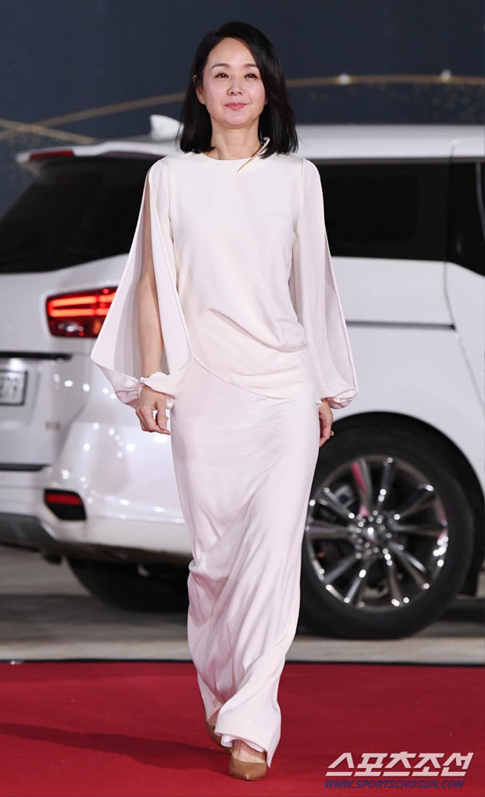 Thảm đỏ 'Rồng xanh 2020': Shin Hye Sun 'cân sắc' Shin Min Ah, Jung Woo Sung - Lee Byung Hun điển trai! Ảnh 13