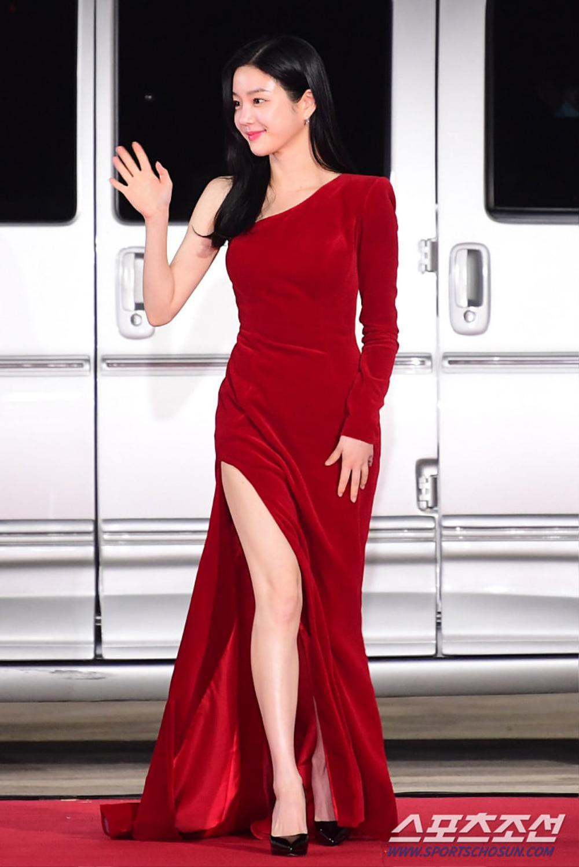 Thảm đỏ 'Rồng xanh 2020': Shin Hye Sun 'cân sắc' Shin Min Ah, Jung Woo Sung - Lee Byung Hun điển trai! Ảnh 18