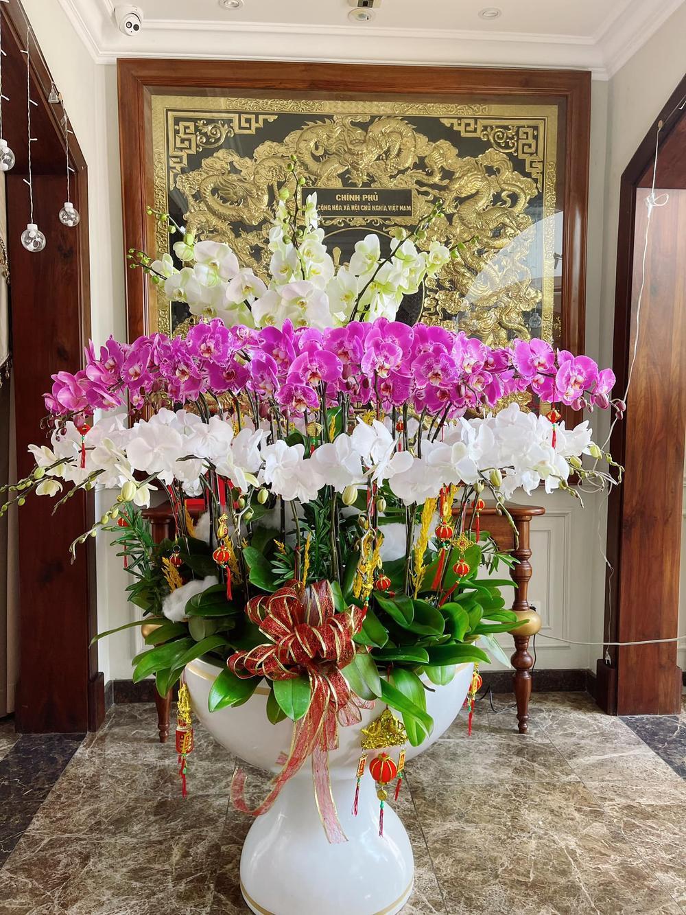 Sao Việt trang trí nhà cửa đón Tết: Ngọc Trinh - Bảo Thy chơi trội, Hà Tăng đơn giản nhưng vẫn 'xịn xò' Ảnh 6