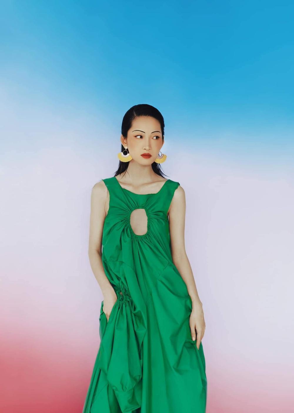Juky San hoá nàng thơ tao nhã, đẹp thoát tục mơ màng giữa tiết Xuân Ảnh 1