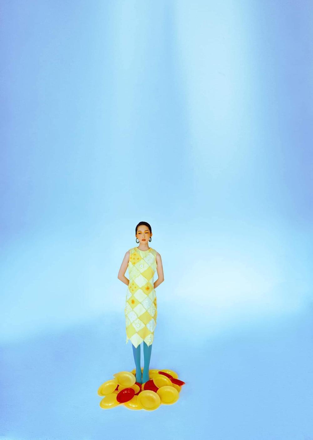 Juky San hoá nàng thơ tao nhã, đẹp thoát tục mơ màng giữa tiết Xuân Ảnh 8