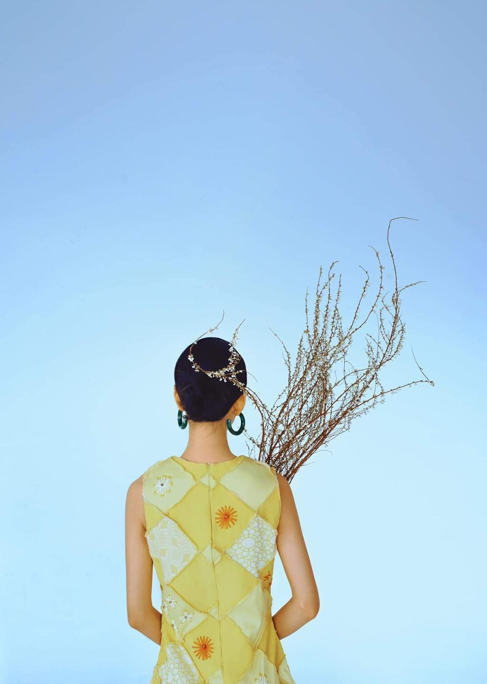 Juky San hoá nàng thơ tao nhã, đẹp thoát tục mơ màng giữa tiết Xuân Ảnh 10