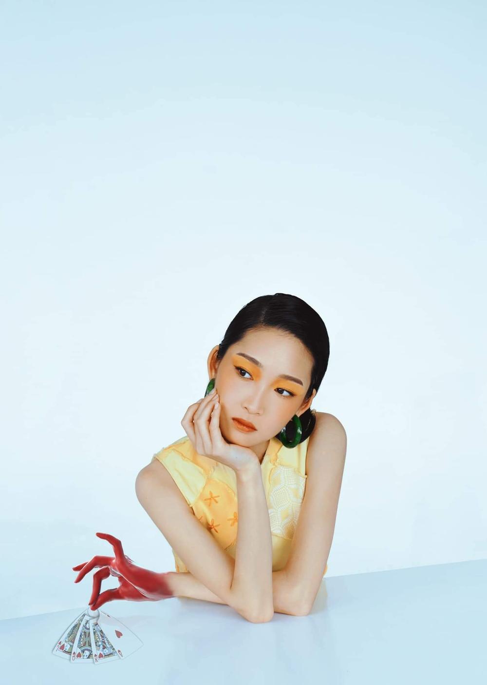 Juky San hoá nàng thơ tao nhã, đẹp thoát tục mơ màng giữa tiết Xuân Ảnh 13