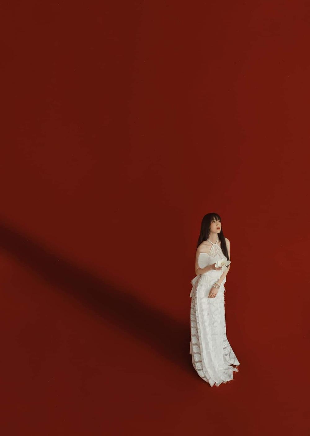 Juky San hoá nàng thơ tao nhã, đẹp thoát tục mơ màng giữa tiết Xuân Ảnh 5