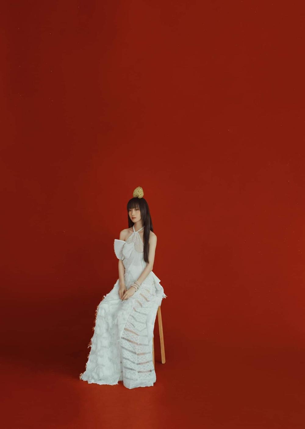 Juky San hoá nàng thơ tao nhã, đẹp thoát tục mơ màng giữa tiết Xuân Ảnh 6