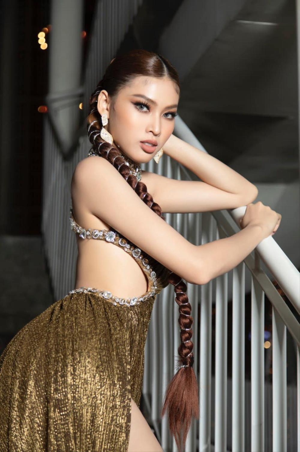Ngọc Thảo tung Video Intro Miss Grand đầy tự tin: 'Tôi là Tân Hoa hậu Hòa bình, làm quen với điều đó đi' Ảnh 15