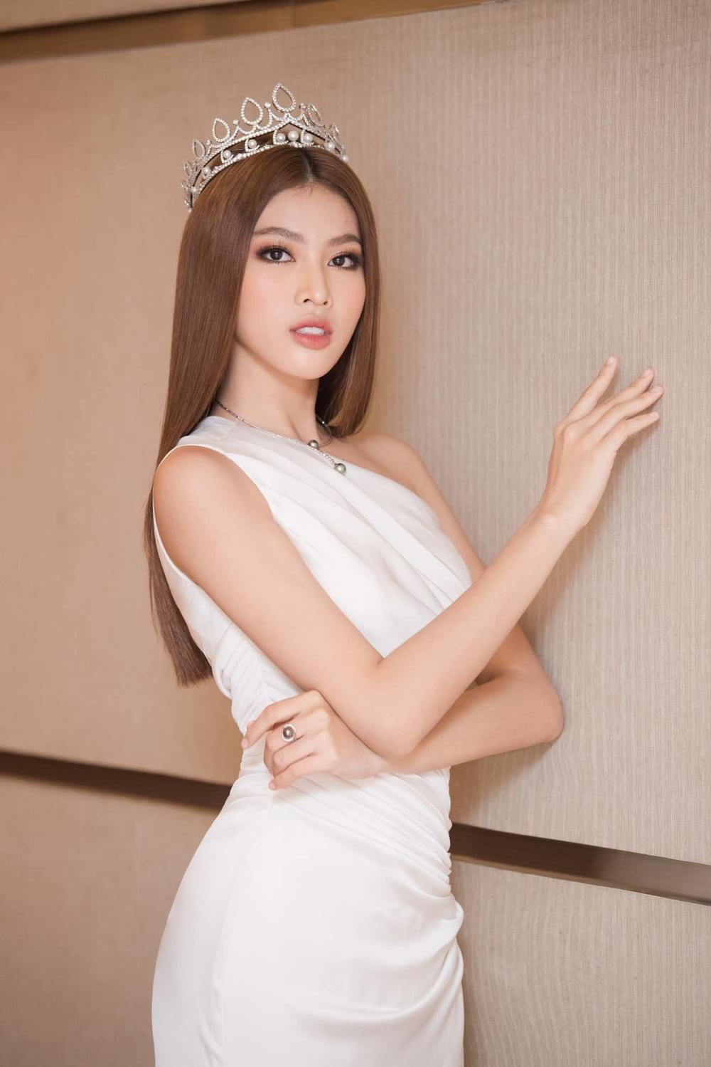 Ngọc Thảo tung Video Intro Miss Grand đầy tự tin: 'Tôi là Tân Hoa hậu Hòa bình, làm quen với điều đó đi' Ảnh 13