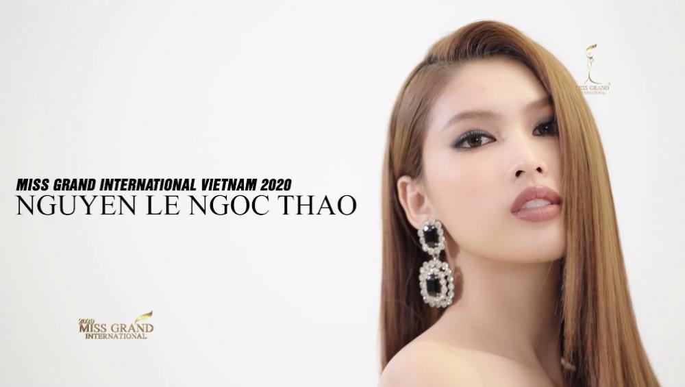 Ngọc Thảo tung Video Intro Miss Grand đầy tự tin: 'Tôi là Tân Hoa hậu Hòa bình, làm quen với điều đó đi' Ảnh 1