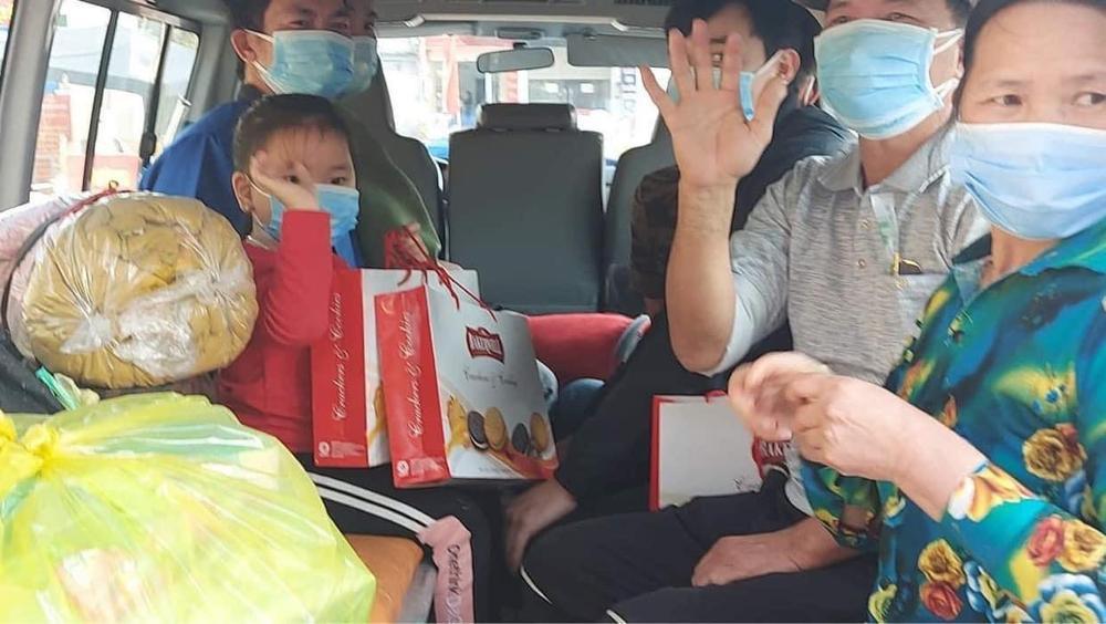 22 bệnh nhân được công bố khỏi bệnh tại Chí Linh chiều 30 Tết Ảnh 2