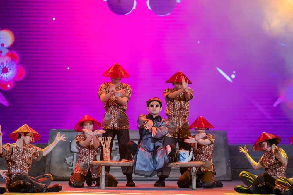 Quang Đăng tái hiện 2 màn trình diễn độc đáo làm nên tên tuổi tại sân khấu Táo Quân 2021 Ảnh 3