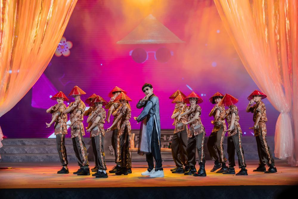 Quang Đăng tái hiện 2 màn trình diễn độc đáo làm nên tên tuổi tại sân khấu Táo Quân 2021 Ảnh 14