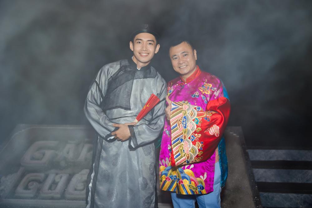 Quang Đăng tái hiện 2 màn trình diễn độc đáo làm nên tên tuổi tại sân khấu Táo Quân 2021 Ảnh 7