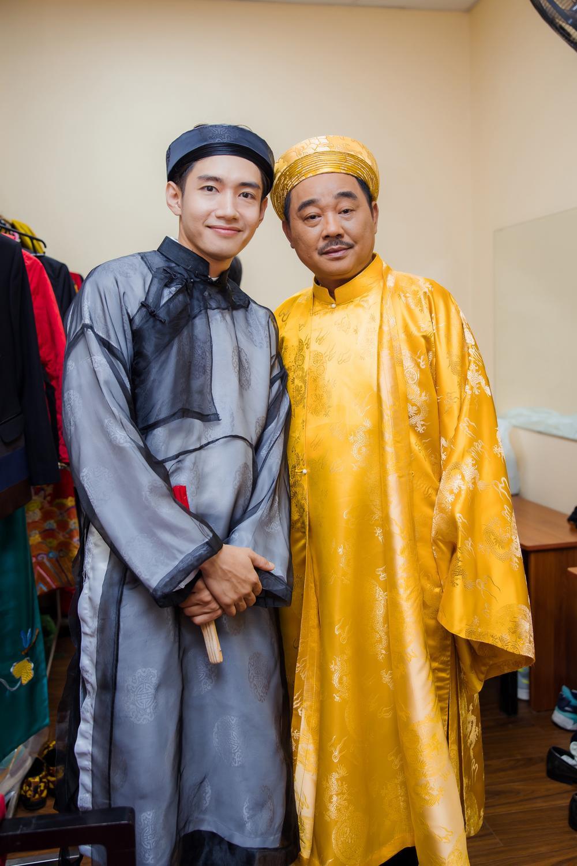 Quang Đăng tái hiện 2 màn trình diễn độc đáo làm nên tên tuổi tại sân khấu Táo Quân 2021 Ảnh 10