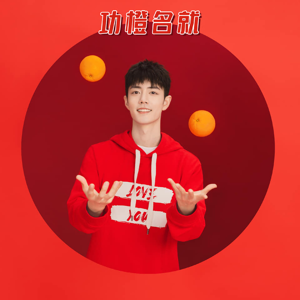 Sao Hoa Ngữ chào đón Tết Tân Sửu 2021: Tiêu Chiến đỏ rực ngày xuân, Phạm Băng Băng nấu ăn cùng em trai Ảnh 4