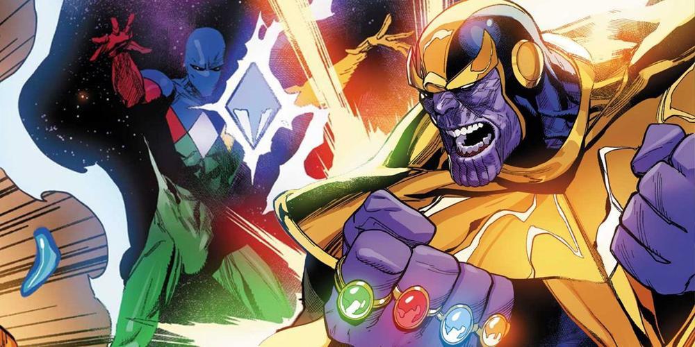 'Green Lantern của Marvel' sẽ đối đầu với Thanos trong sự kiện mới Ảnh 3