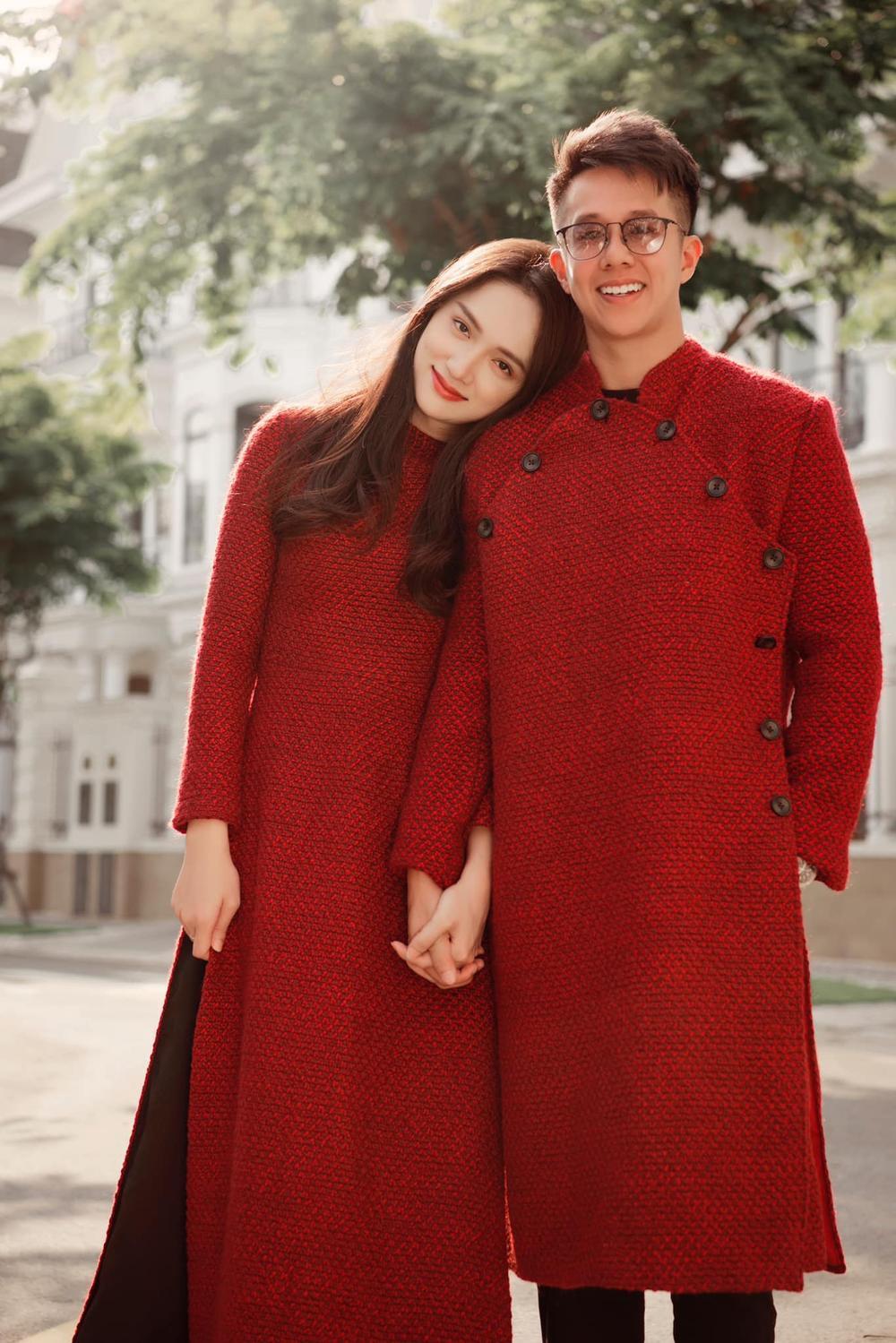 Sao Việt mùng 1 Tết Tân Sửu: Gia đình Hà Hồ đỏ rực 'xuất hành', Lan Ngọc khoe nhan sắc mặn mà cuốn hút Ảnh 2