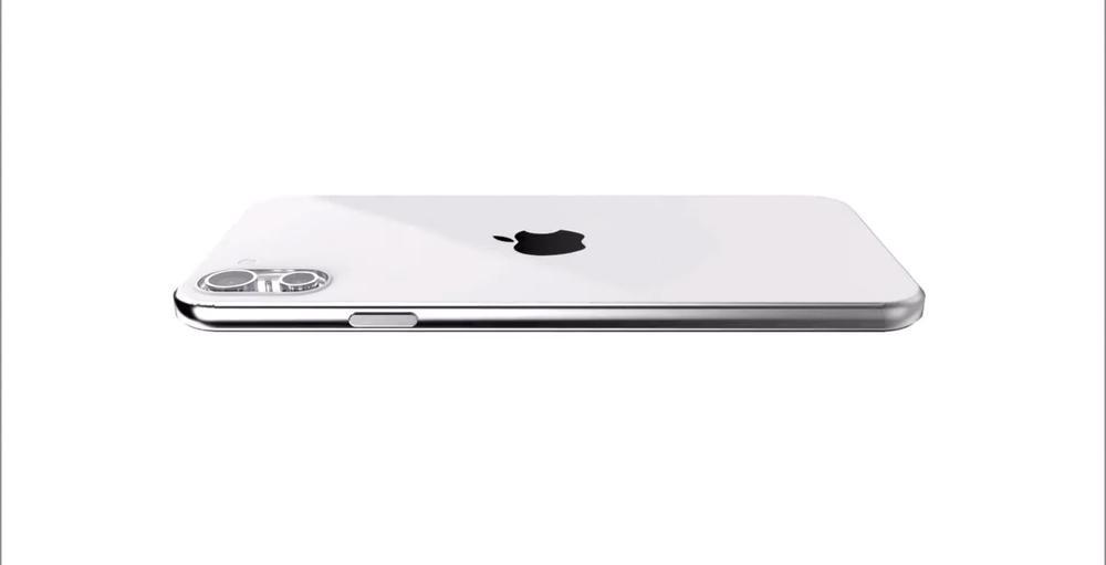 Tròn mắt với thiết kế bóng bẩy của iPhone giá rẻ 2021, camera siêu độc lạ Ảnh 5