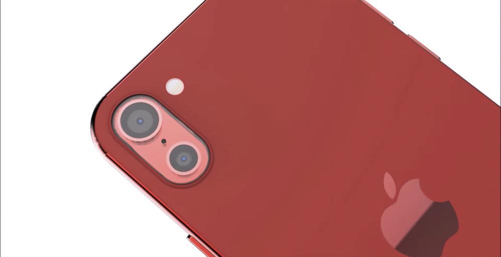 Tròn mắt với thiết kế bóng bẩy của iPhone giá rẻ 2021, camera siêu độc lạ Ảnh 8