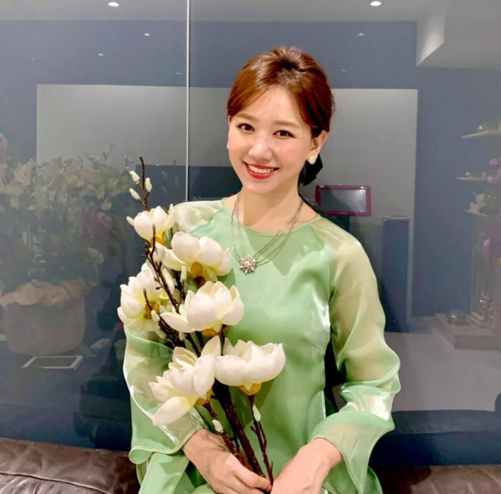 Hari Won khoe khoảnh khắc 'mẹ chồng nàng dâu' vào mùng 1 Tết khiến ai cũng xuýt xoa ghen tị Ảnh 6