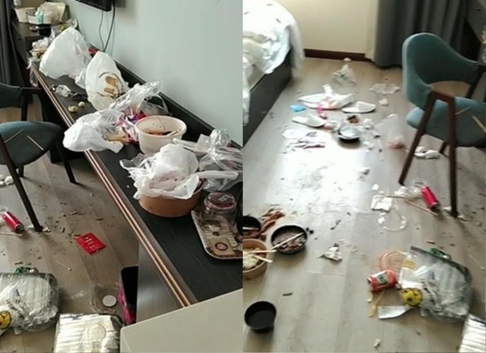 Cho trai đẹp thuê khách sạn, nhân viên khóc thét khi tới dọn phòng Ảnh 1