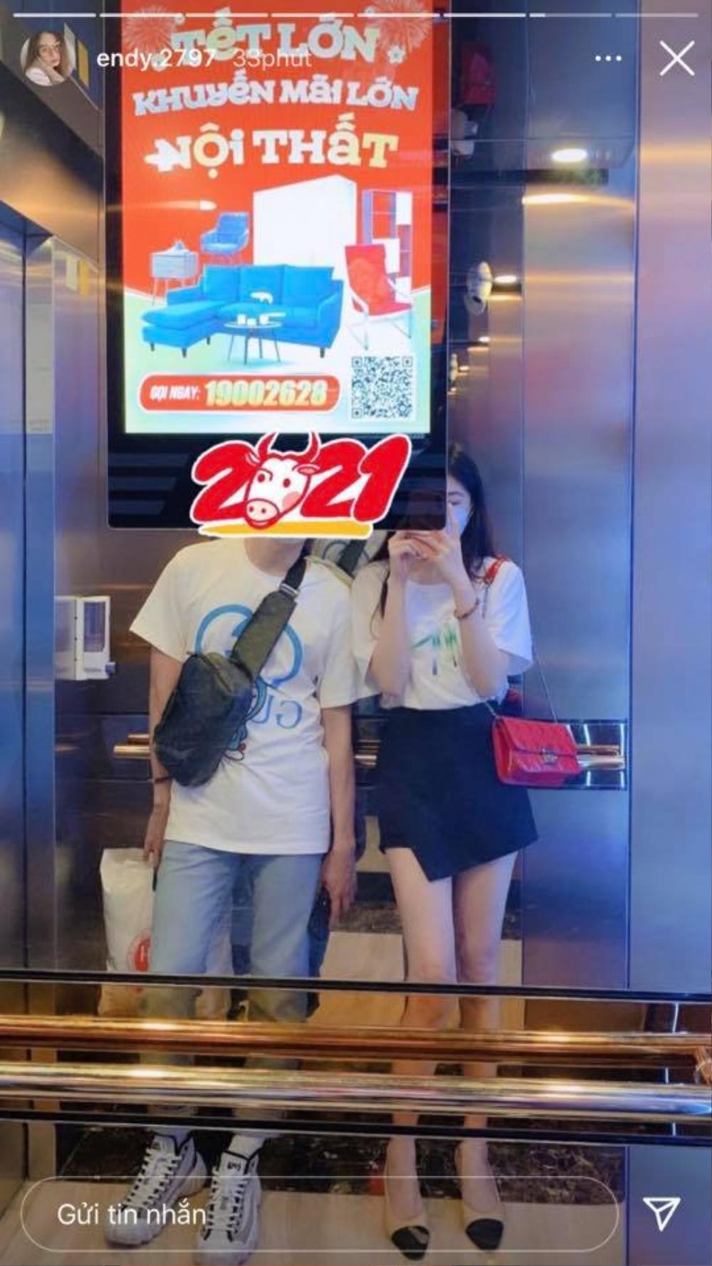 Ngô Kiến Huy hẹn hò với cô gái lạ mặt, 'năm lần bảy lượt' bị phát hiện hint? Ảnh 5