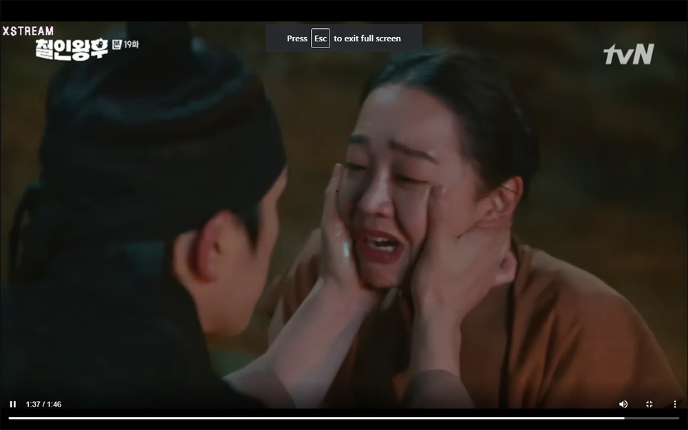 'Mr. Queen' tập 19: Na In Woo chết thảm vì cứu Shin Hye Sun, Kim Jung Hyun trở về Ảnh 28