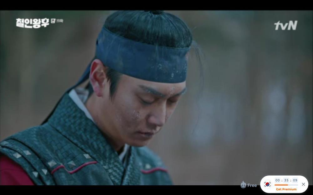 'Mr. Queen' tập 19: Na In Woo chết thảm vì cứu Shin Hye Sun, Kim Jung Hyun trở về Ảnh 45
