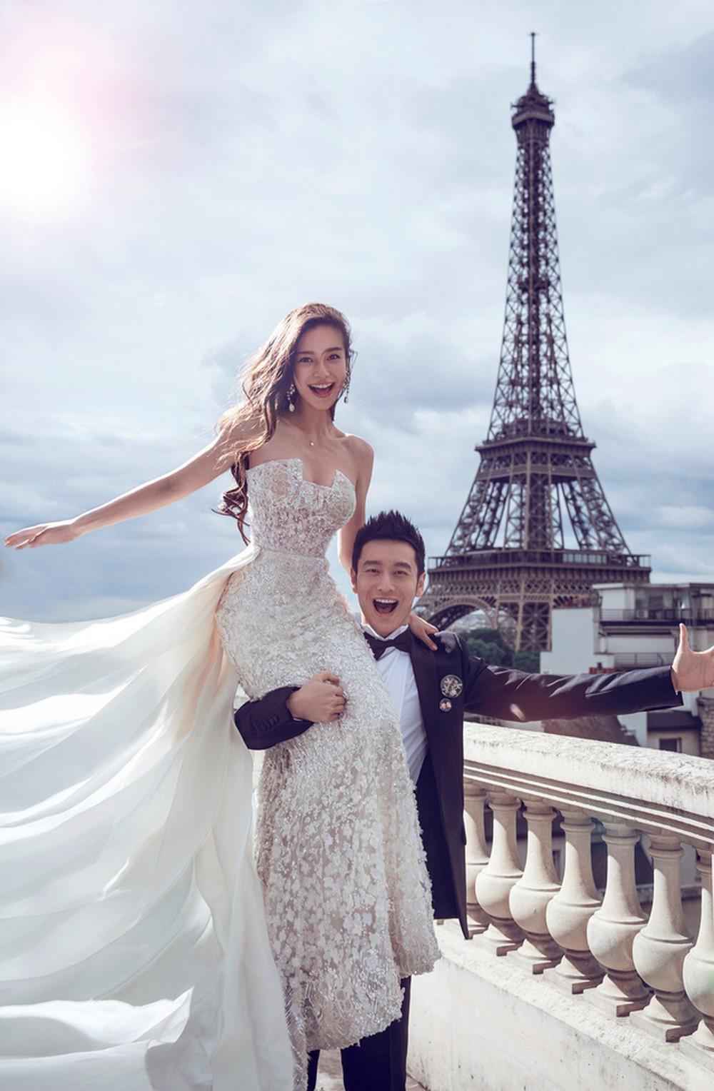 Lễ Valentine của Angelababy vắng mặt Huỳnh Hiểu Minh, lời nói ám chỉ mình đang độc thân Ảnh 1