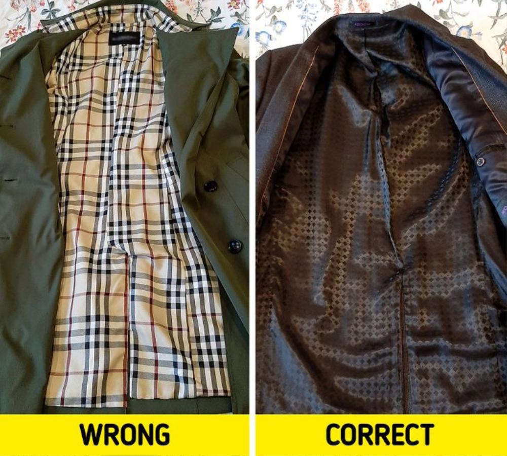 8 điểm phân biệt quần áo rẻ tiền và quần áo chất lượng mà nhân viên bán hàng luôn giấu bạn Ảnh 2