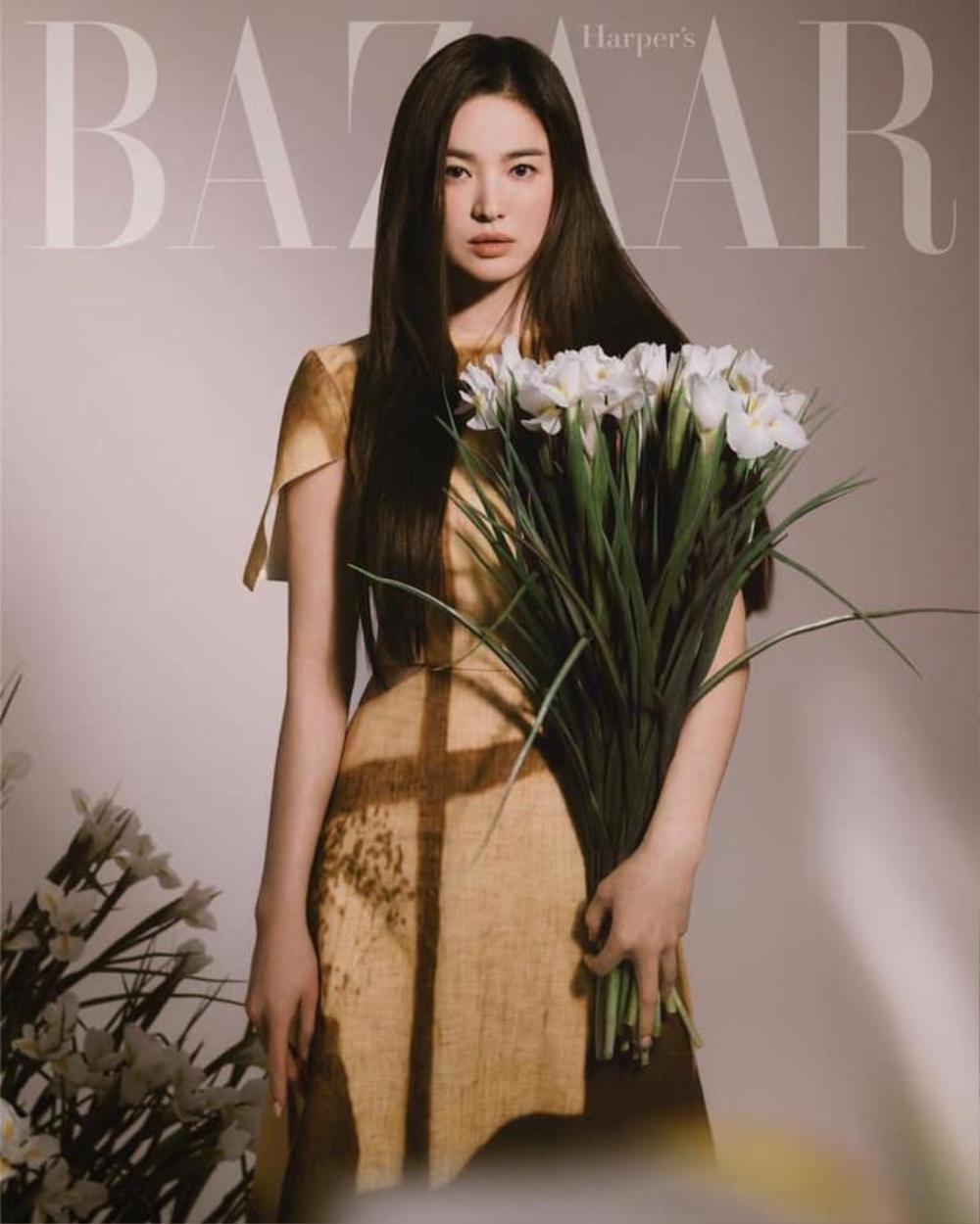 Song Hye Kyo chính thức trở thành đại sứ Fendi với loạt ảnh sang - xịn -mịn Ảnh 2