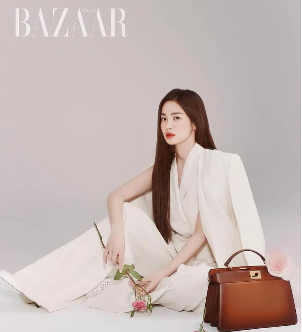 Song Hye Kyo chính thức trở thành đại sứ Fendi với loạt ảnh sang - xịn -mịn Ảnh 5