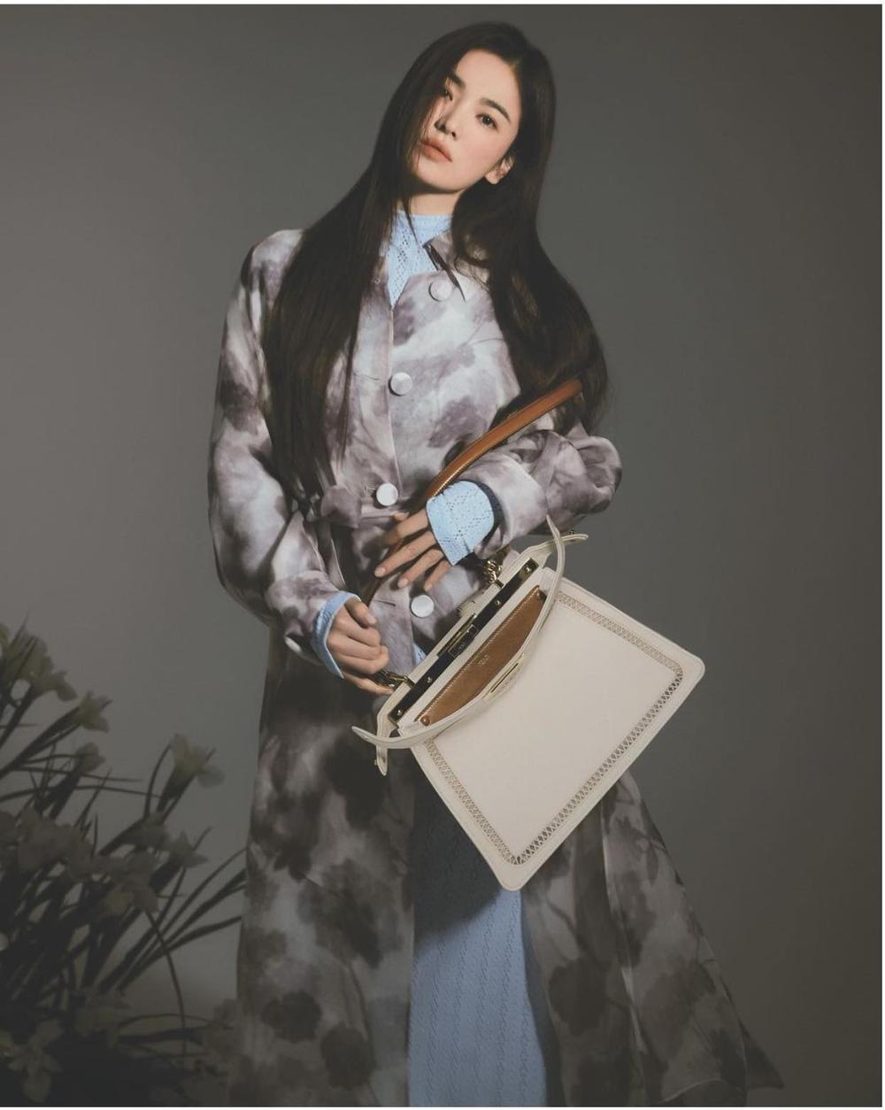 Song Hye Kyo chính thức trở thành đại sứ Fendi với loạt ảnh sang - xịn -mịn Ảnh 4