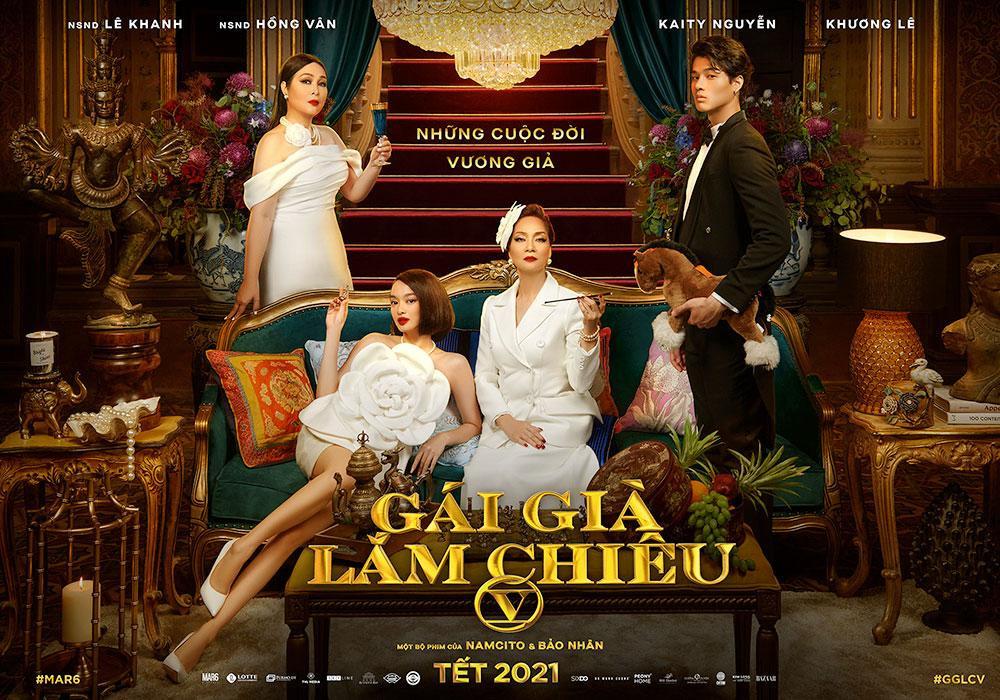 Thiếu vắng phim Việt, rạp vẫn đông gấp 10 ngày thường: Phim cần Tết hay Tết cần phim? Ảnh 4