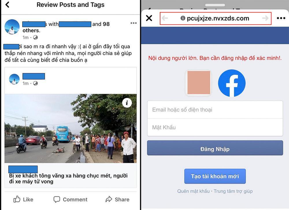 Gần nửa triệu người là nạn nhân của trò lừa đảo này trên Facebook Ảnh 2