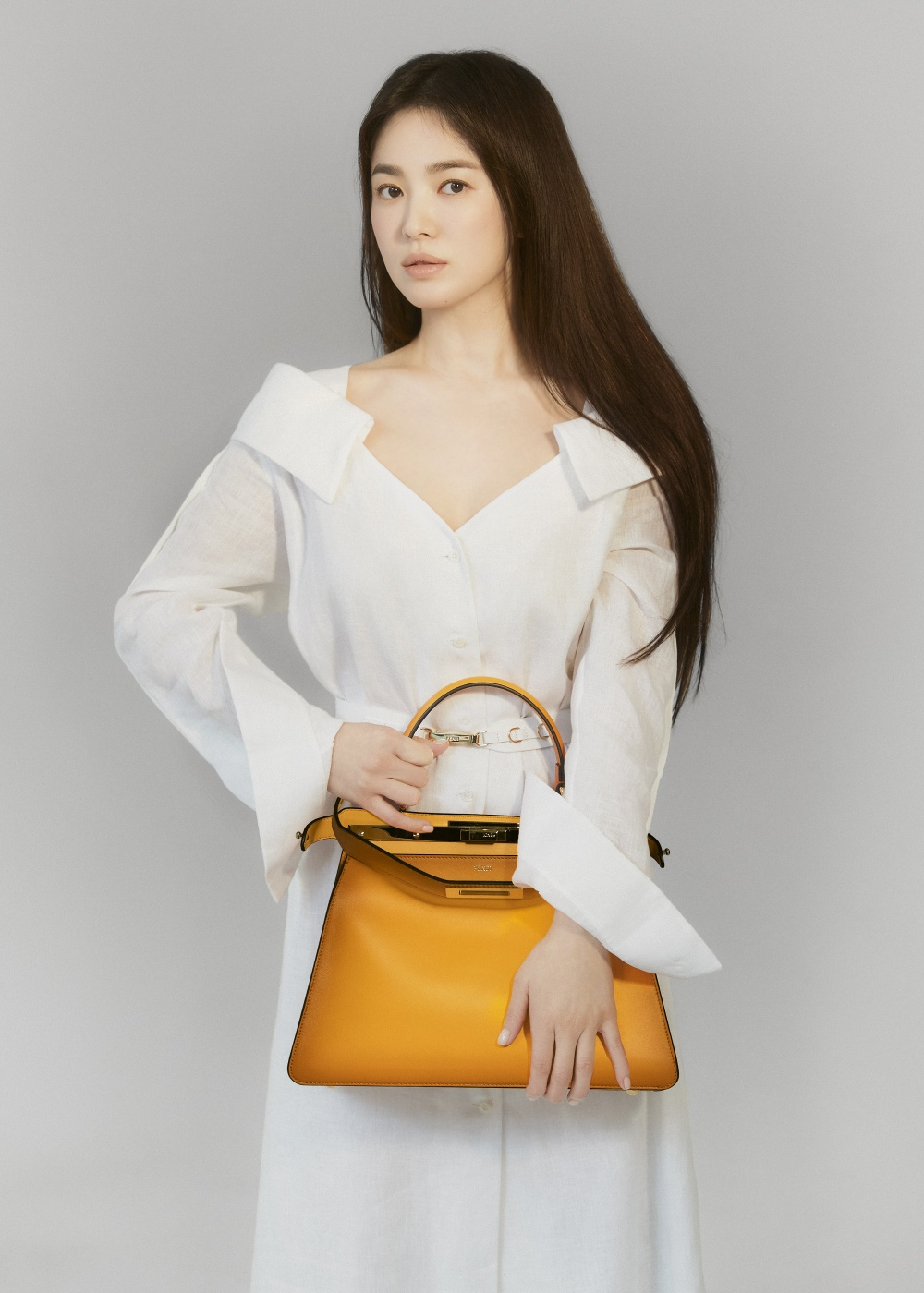 Song Hye Kyo đẹp thanh thoát như hoa dại ở tuổi 40! Ảnh 3