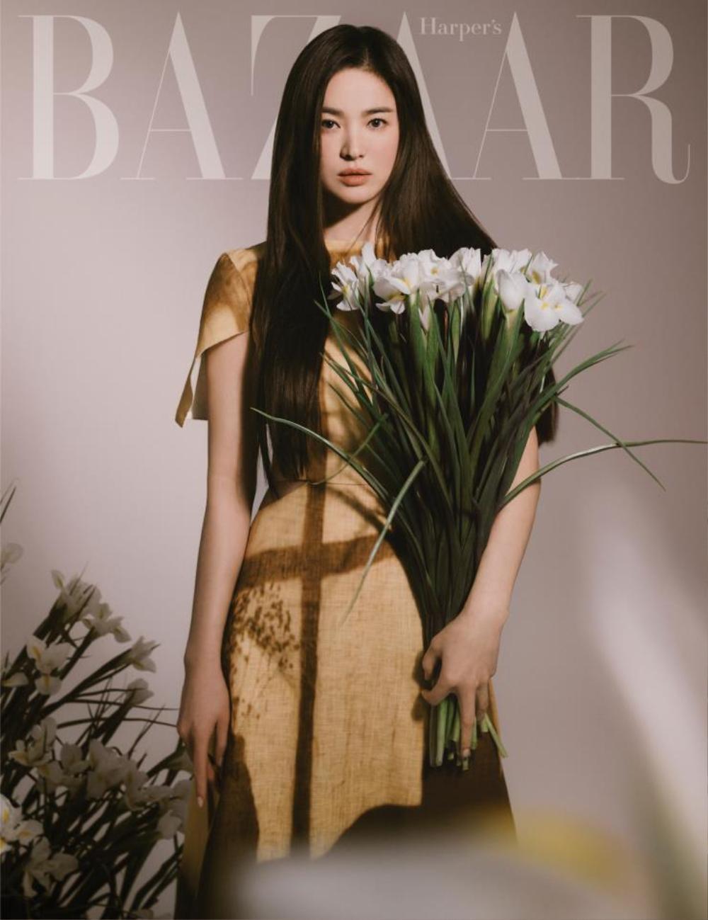 Song Hye Kyo đẹp thanh thoát như hoa dại ở tuổi 40! Ảnh 5