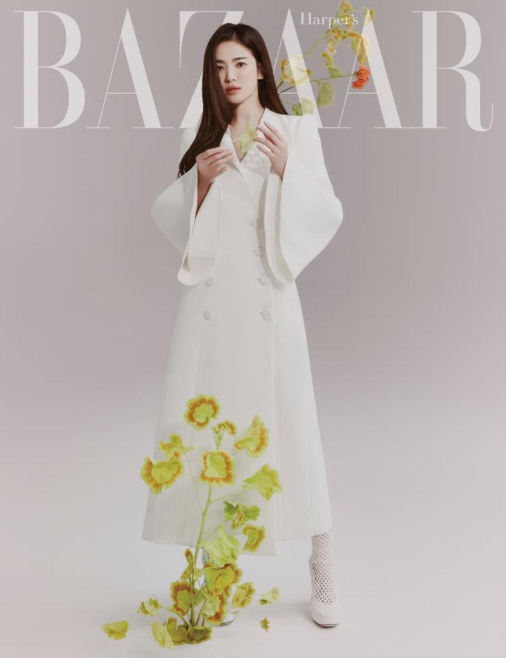 Song Hye Kyo đẹp thanh thoát như hoa dại ở tuổi 40! Ảnh 6