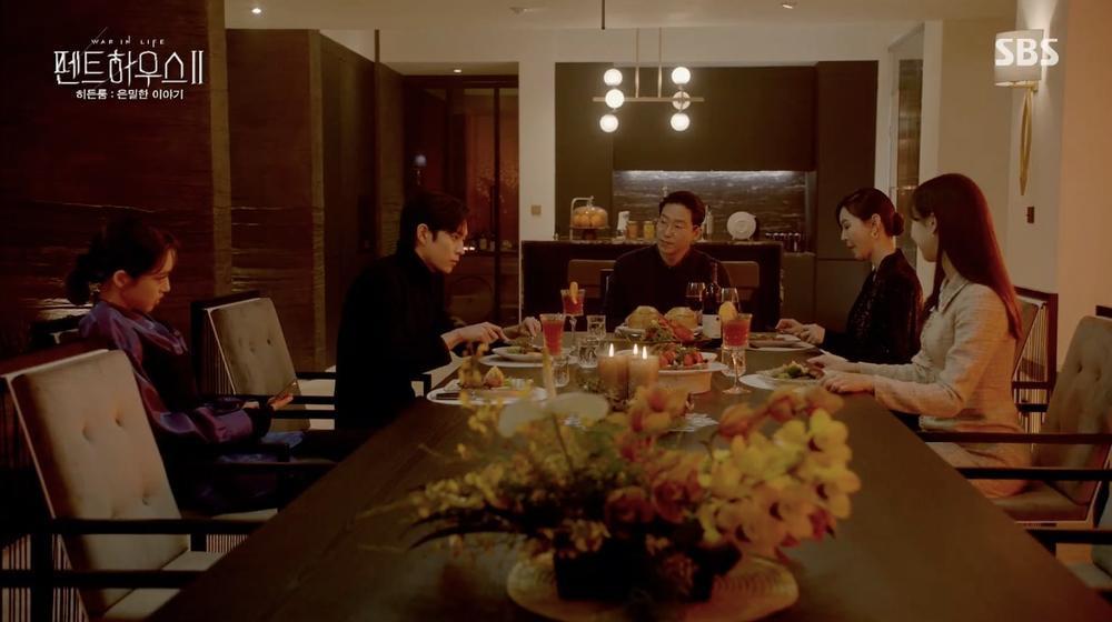 Penthouse 2 tiết lộ cảnh đầy drama: Mặt dày như mẹ con nhà Kim So Yeon Ảnh 3