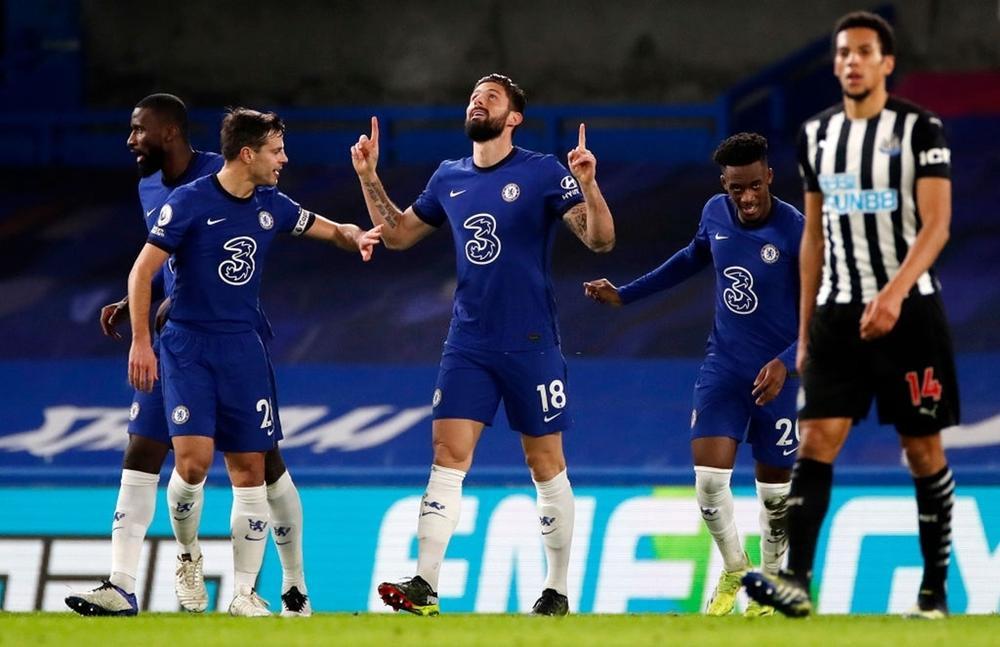 Chelsea vượt mặt Liverpool, trở lại Top 4 Ngoại hạng Anh 2020/21 Ảnh 1