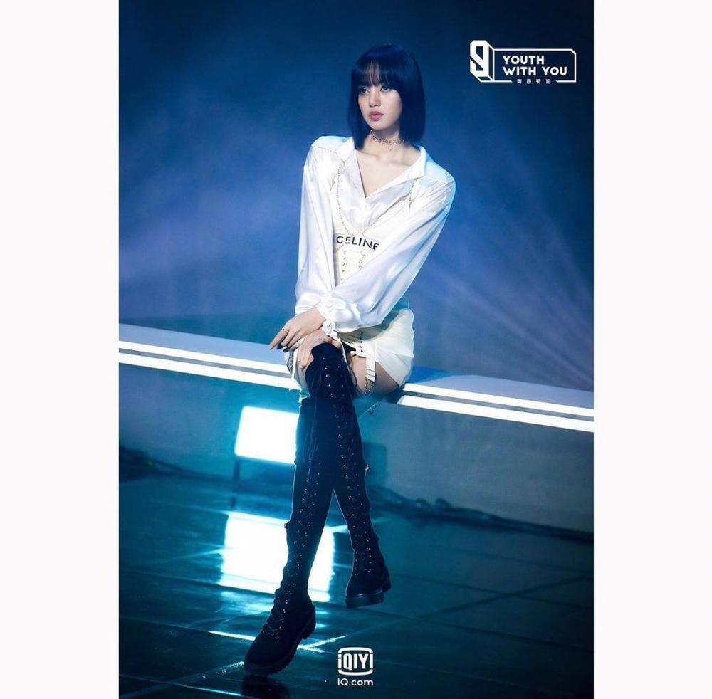 Lisa Black Pink là giám khảo giải thưởng thời trang danh giá của Pháp khiến fans vỡ òa cảm xúc Ảnh 5